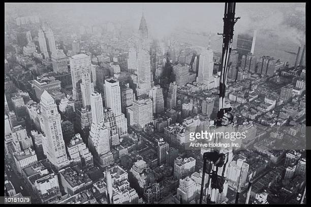 CONSTRUCTION WORKER IN NEW YORK CITY
