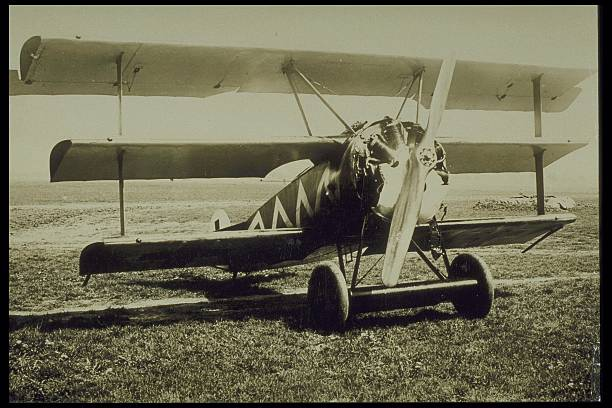FOKKER TRI-PLANE DR-1, WORLD WAR I, CIRCA 1920S