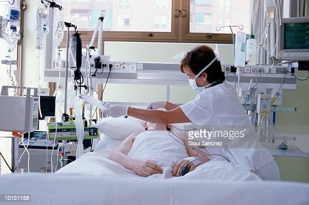 intensive care unit - 集中治療室 ストックフォトと画像