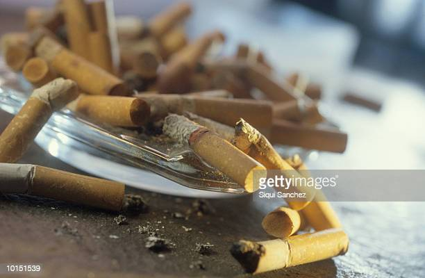 cigarettes - after party mess stock pictures, royalty-free photos & images