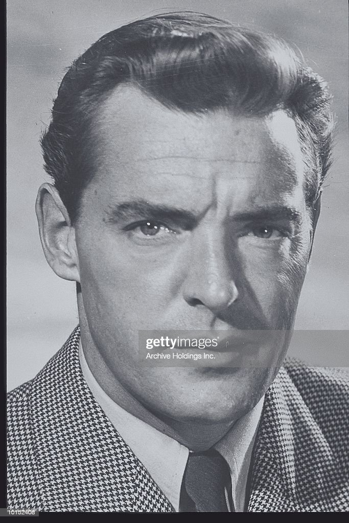 HEADSHOT OF A BUSINESSMAN, 1950S : Stockfoto