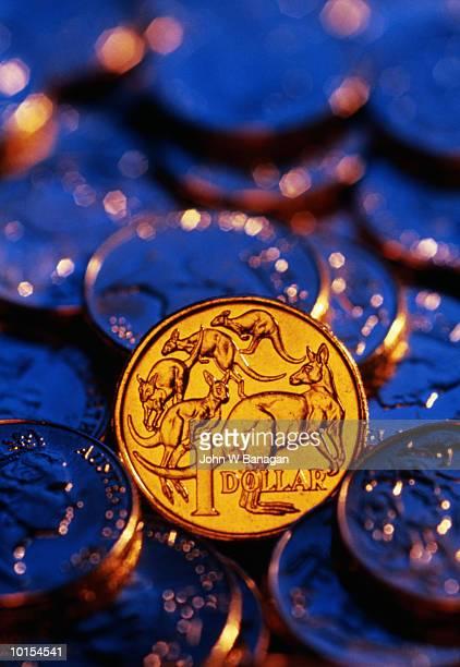 AUSTRALIAN MONEY, DOLLAR COINS