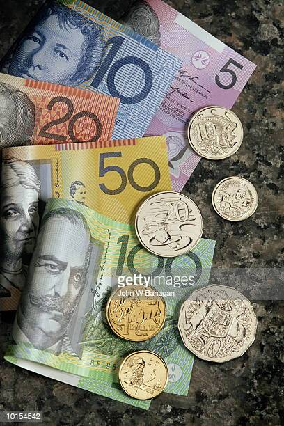 AUSTRALIAN MONEY, EVERY COIN AND NOTE