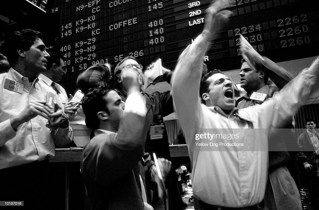 COFFEE, SUGAR & COCOA EXCHANGE, INC. NYC : Stock-Foto