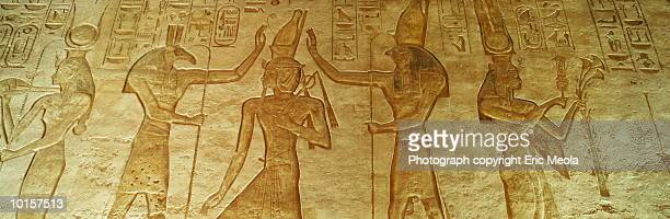 RAMSES II, EGYPT, ABU SIMBEL