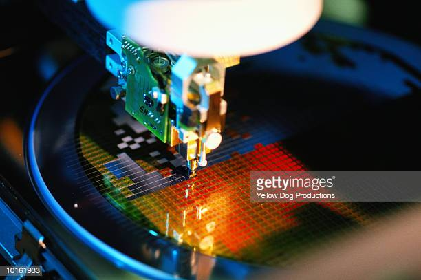 integrated circuit, semi conductor - computer chip stock pictures, royalty-free photos & images