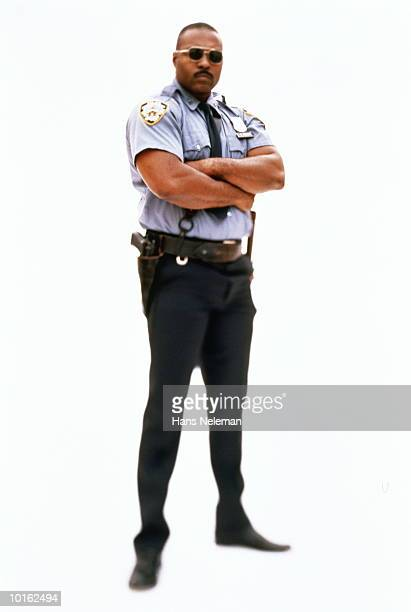 PORTRAIT OF POLICEMAN