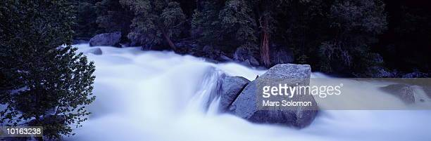 kings river, sequoia national forest, california - sequoia national forest stock photos and pictures