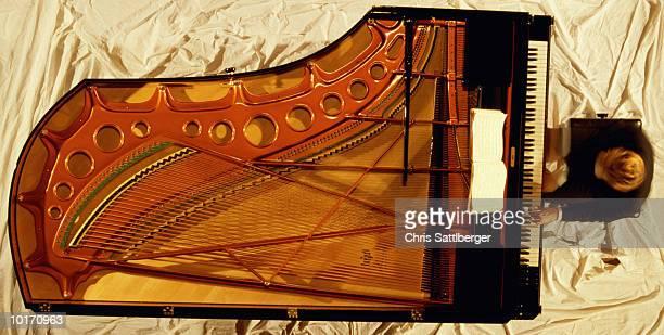 CONCERT WITH GRAND PIANO, AUSTRIA