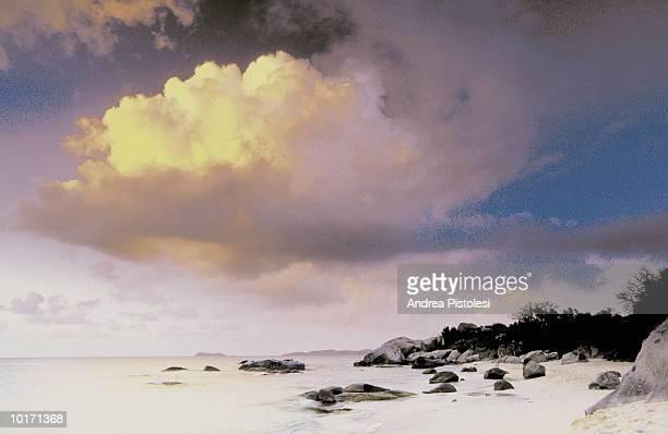 virgin gorda, british virgin islands - islas de virgin gorda fotografías e imágenes de stock