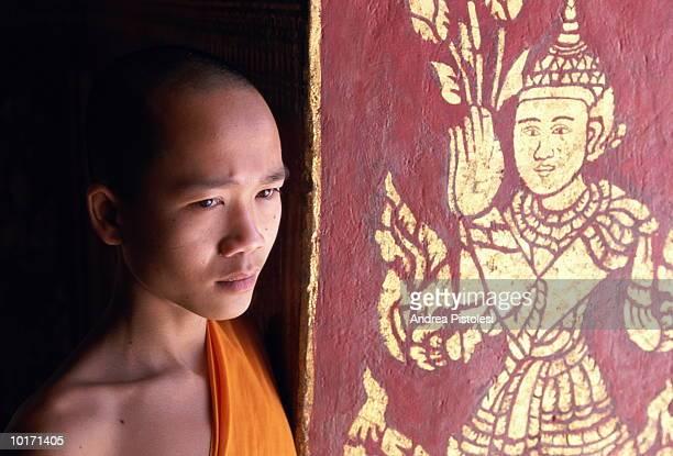 BUDDHIST MONK, KENG TUNG, BURMA