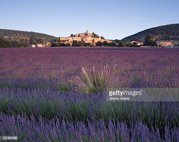 FRANCE, PROVENCE, TOWN OF BANON
