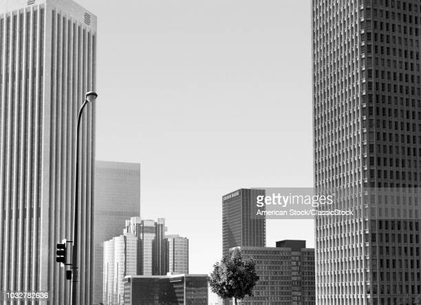 1970S DOWNTOWN SKYLINE LOS...