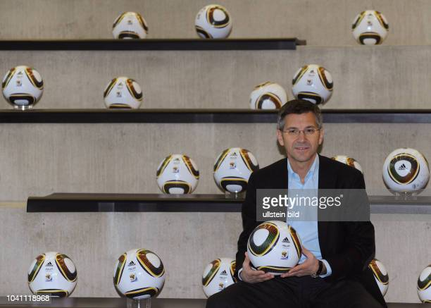 Hainer Herbert manager CEO Adidas Germany March 3 2010