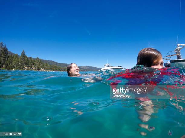 dcim\101gopro\g0046579.jpg - emerald bay lake tahoe stock pictures, royalty-free photos & images