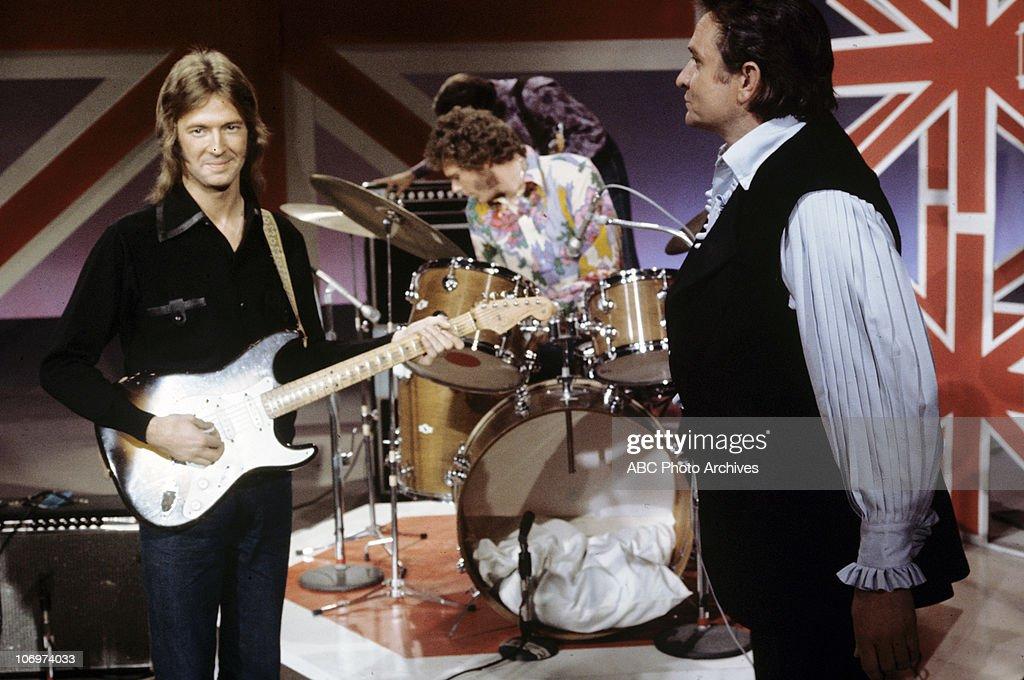 "ABC's ""The Johnny Cash Show"" - File Photos : News Photo"