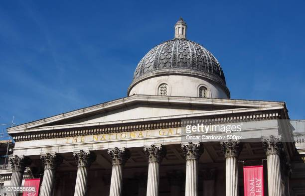 the national gallery - national gallery london stock pictures, royalty-free photos & images