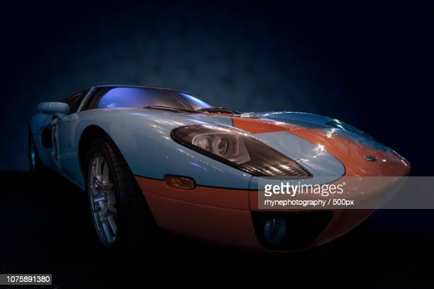 gt500 - ford gt stock pictures, royalty-free photos & images