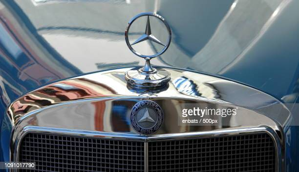 mbii - hood ornament stock pictures, royalty-free photos & images