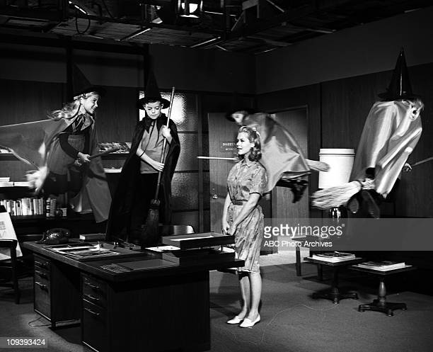 BEWITCHED And Something Makes Three December 3 1964 CINDY