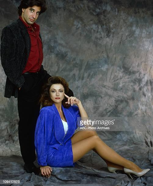 DYNASTY Emma Samms Ray Abruzzo Gallery November 15 1988 RAY