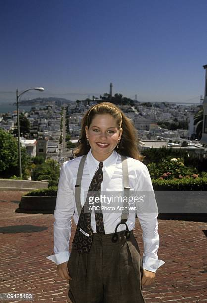 HOUSE On Location In San Francisco August 17 1994 CANDACE