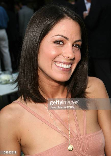 Actress Michelle Borth attends the HBO Summer TCA after party at the W Hotel on July 12, 2007 in Westwood, California.