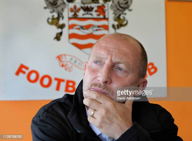 1 858 Blackpool F C Photos And Premium High Res Pictures Getty Images