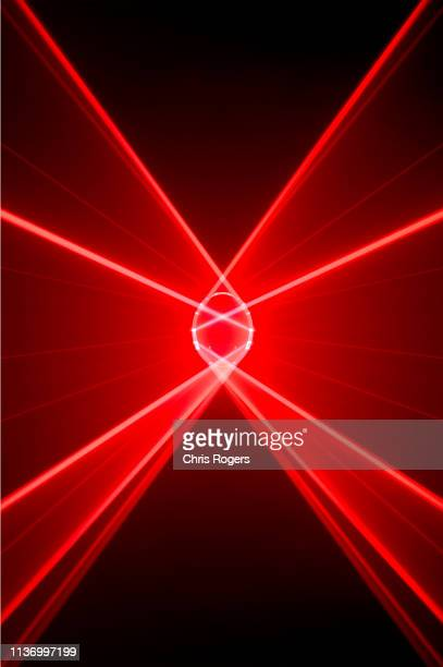 ufo-2 - laser stock pictures, royalty-free photos & images