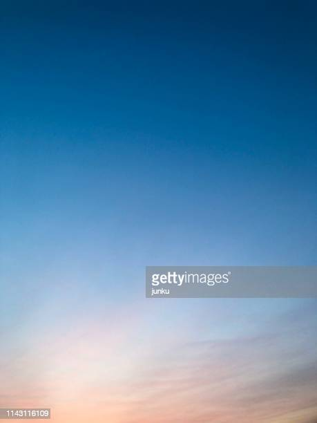 夜明け - 縦位置 ストックフォトと画像