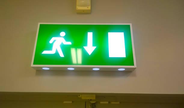 service emergency exit lighting