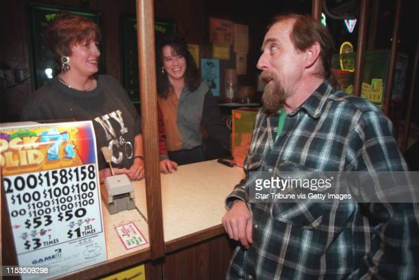 BAR IN MINNEAPOLIS MCDONAUGH SAYS HE HAS NOT PLAYED THE PULLTABS SINCE THANKSGIVING DAY OF 1994 BUT CONSIDERS THE OPERATORS GOOD FRIENDS MCDONAUGH...