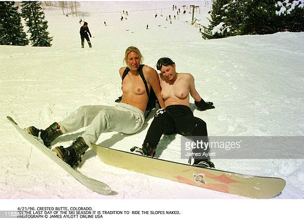 famous female skier nude