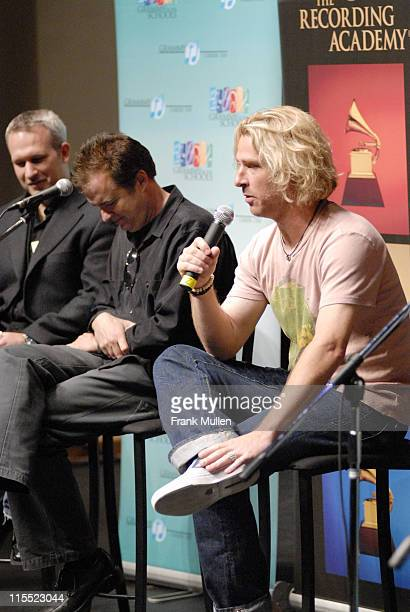 Ed Roland during Grammy Career Day With Collective Soul May 10 2006