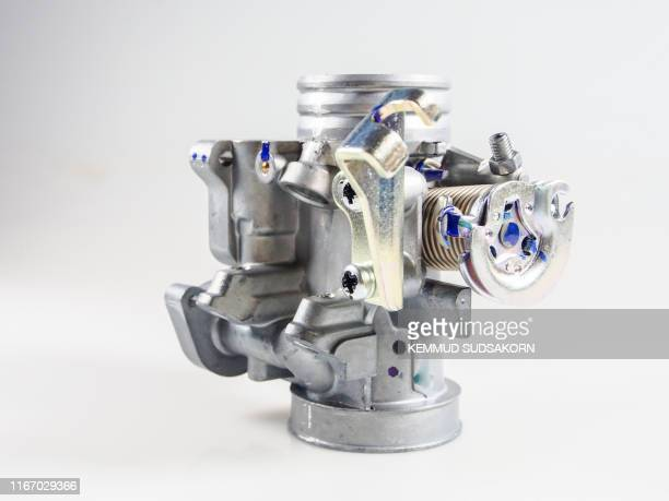throttle body assy motorcycle spare part - spare part stock pictures, royalty-free photos & images