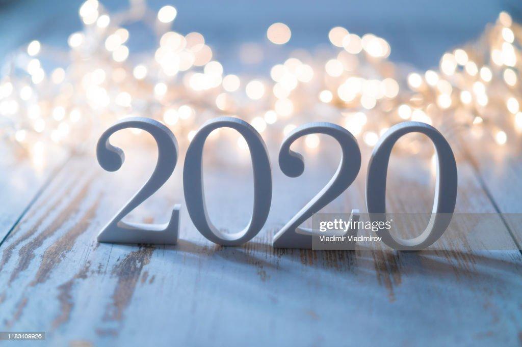2020 : Stock Photo