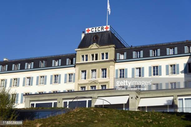 icrc(赤十字国際委員会) - 赤十字社 ストックフォトと画像