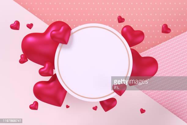 情人節 - valentines background stockfoto's en -beelden