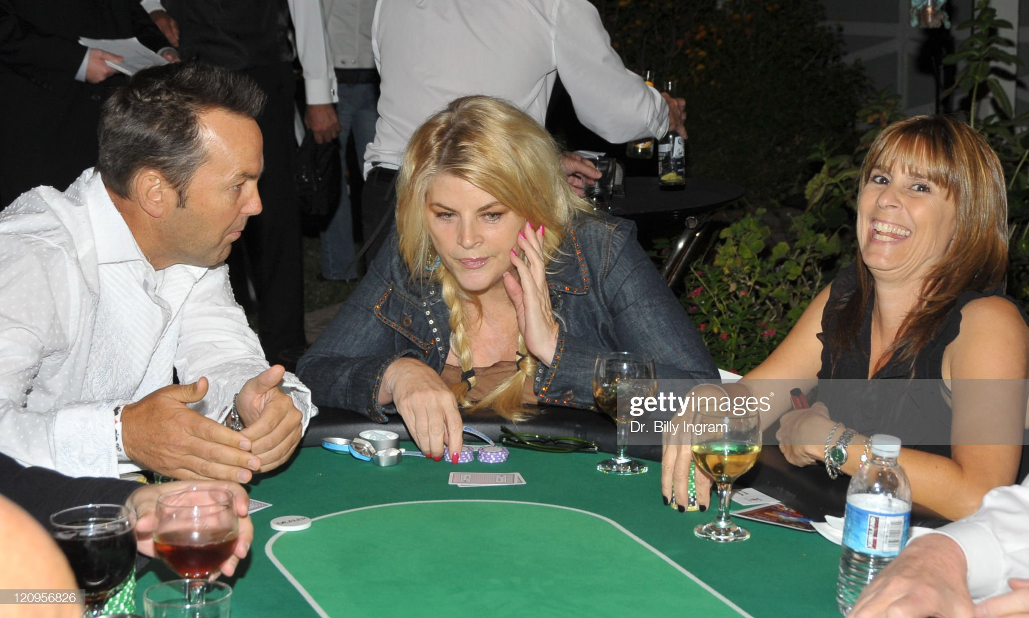 Can you beat Kirstie Alley's winning streak?