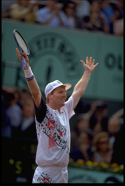 JIM COURIER USA FRENCH OPEN