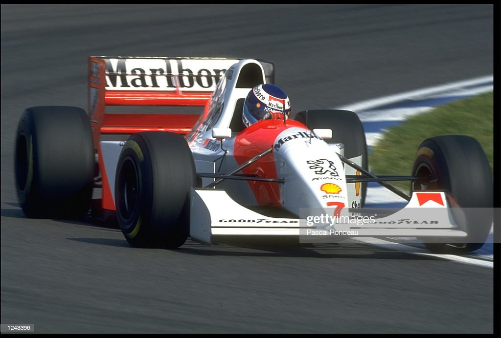 SPANISH GRAND PRIX 1994 : News Photo