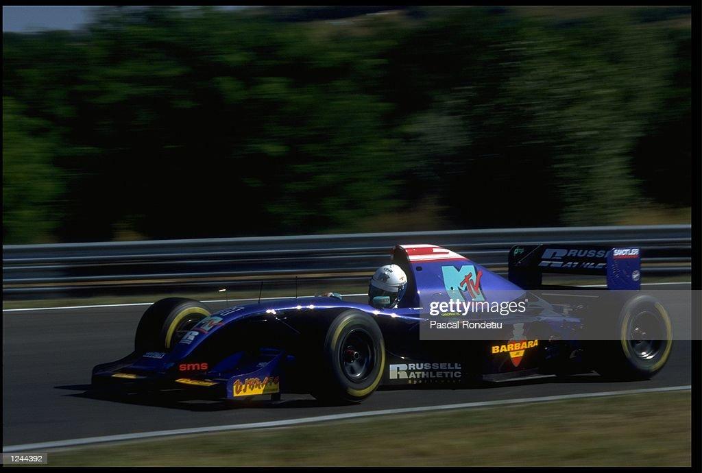 HUNGARIAN GRAND PRIX 1994 : News Photo