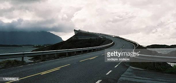 - - atlantic road norway photos et images de collection