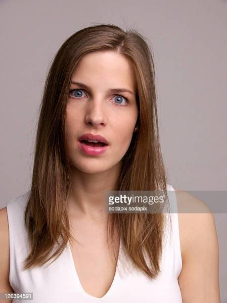 - - full frontal woman fotografías e imágenes de stock