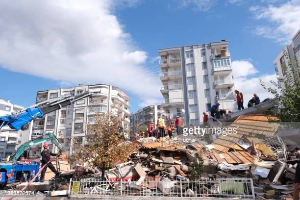 turkey-quake (izmir city) - izmir stock pictures, royalty-free photos & images