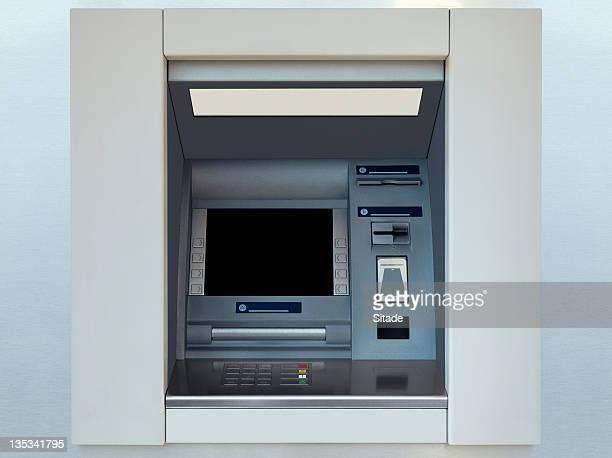 atm - geldautomat stock-fotos und bilder