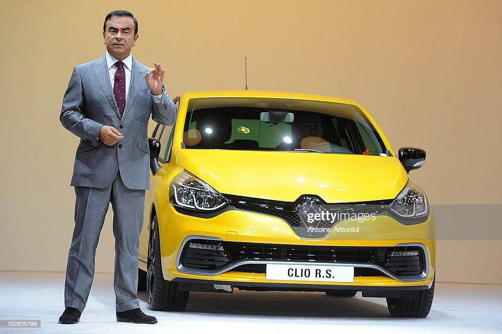 Paris Auto Show - Press Day : News Photo