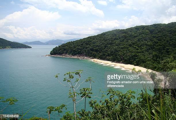 praia da figueira - ubatuba - fotógrafo stock photos and pictures