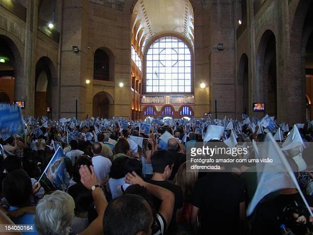 interior da basílica - fotógrafo stock photos and pictures