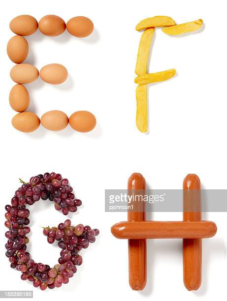 efgh - alphabet stock pictures, royalty-free photos & images